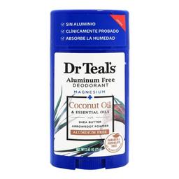 2 x Desodorante Dr Teai'S Aceite De Coco 75 g