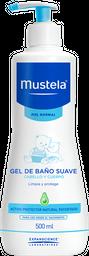 Mustela - Baño - Gel de Baño Suave para Piel Normal