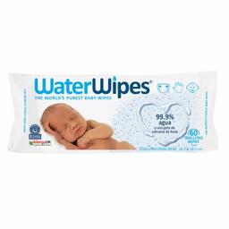 Toallitas Para Bebé Waterwipes 60 U