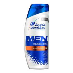 Shampoo Head & Shoulders Prevención Caída Para Hombres