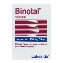Binotal 250 Mg/5 mL Suspensión 90 mL