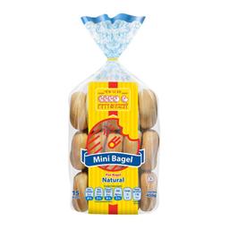 Bagels New York Deli And Bagel Mini Sabor Natural 450 g