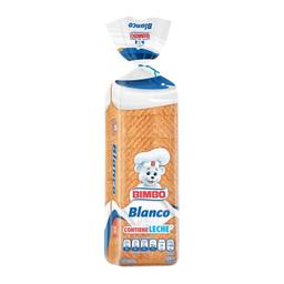 Pan Bimbo Blanco Grande 680 g