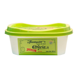 Mantequilla Gloria Sin Sal Untable 250 g