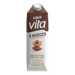 4x3 Soy Vita Leche Lala Tres Nueces