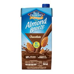 Leche Almond Breeze De Almendra Sabor Chocolate 946 mL