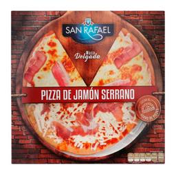 Pizza San Rafael Masa Delgada Jamón Serrano 460 g