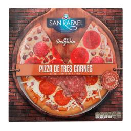 Pizza San Rafael Masa Delgada Tres Carnes 460 g