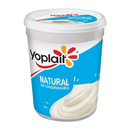 Yoplait Yoghurt Natural