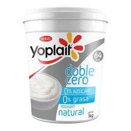 Yoplait Yoghurt Natural Light