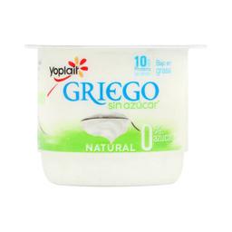 Yoplait Yogurth Griego Sin Azucar