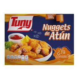 Nuggets Tuny De Atún 300 g