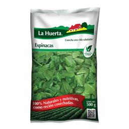 La Huerta Espinacas Congeladas