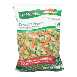 Verduras La Huerta Cosecha Fresca 500 g