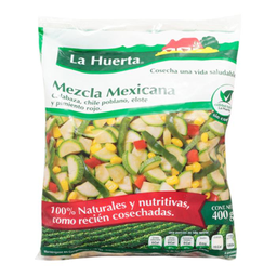 Verduras La Huerta Mexicana 400 g