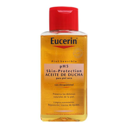 Gel De Baño Eucerin 200 mL