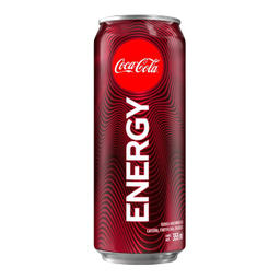Refresco Coca-Cola Energy Lata 355 ml