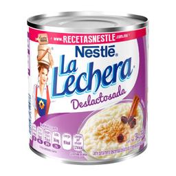 Leche Condensada La Lechera Deslactosada 384 g