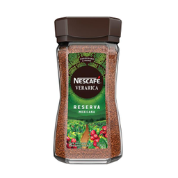 Nescafe Cafe Soluble Verarica Reserva Mexicana