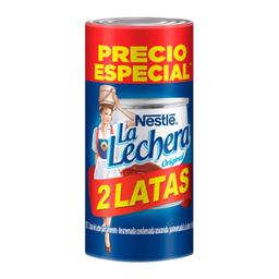 Leche Condensada La Lechera La Original 387 g x 2