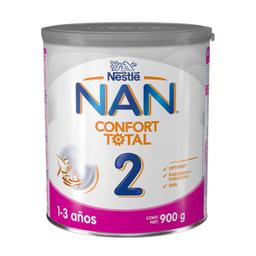 Fórmula Láctea Nan Confort Total 2 900 g