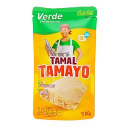 Tamal Verde Valle Tamayo Verde Con Carne De Cerdo 100 g