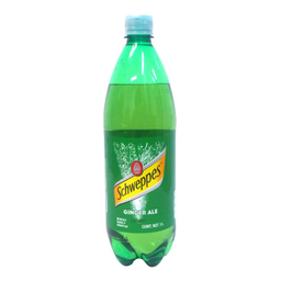 Refresco Schweppes Ginger Ale