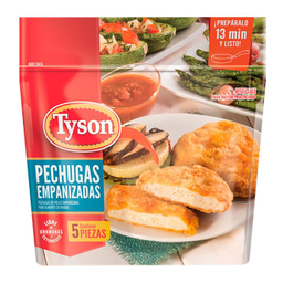 Pechuga Tyson Empanizada 550 g