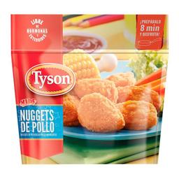 Nuggets Tyson De Pollo Empanizado 900 g