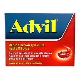 Advil 10 Cápsulas (400 mg)