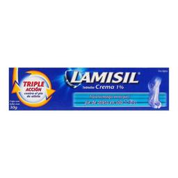 Lamisil Crema 30 g (1 %)
