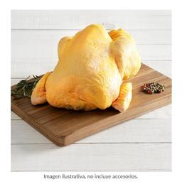 Pollo Entero Sin Cortar