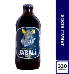 Jabali Bock 330 ml