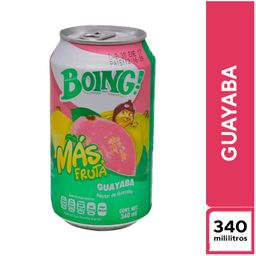 Boing Guayaba 340 ml