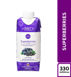 The Berry Company Superberries 330 ml