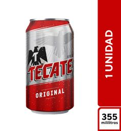 Tecate 355 ml