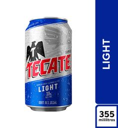 Tecate Light 355 ml