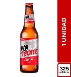 Tecate 325 ml