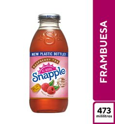 Snapple Frambuesa 473 ml