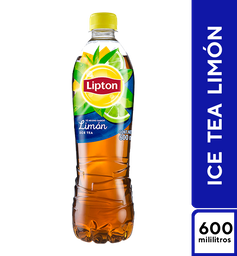 Lipton Ice Tea Limón 600 ml