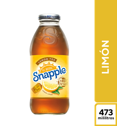 Snapple Limón 473 ml