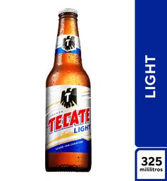 Tecate Light 325 ml