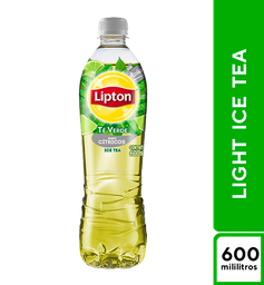 Lipton  Light Ice Tea Té Verde 600 ml
