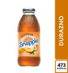 Snapple Durazno 473 ml