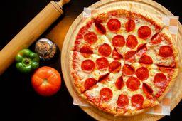Pizza Familiar de Pepperoni