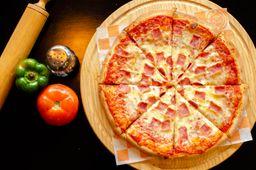 Pizza Familiar de Jamón de Pavo