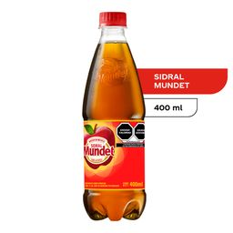 Sidral Mundet 400 ml