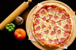 Pizza Familiar de Salami