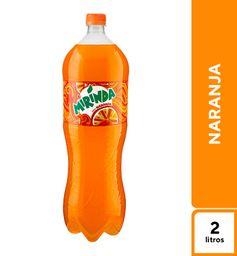 Mirinda Naranja 2 L