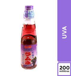 Ramune Uva 200 ml